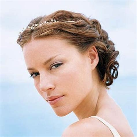 apply hairstyles to photo beach wedding hairstyles flowers 2013