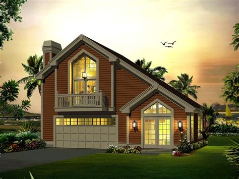 small house plans with second floor balcony 1 bedroom 1 bath contemporary house plan alp 09lf
