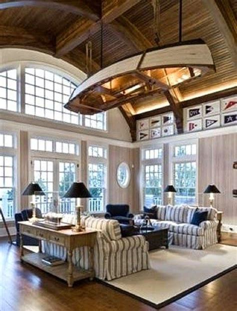 boat decor for home 25 best ideas about nautical lighting on