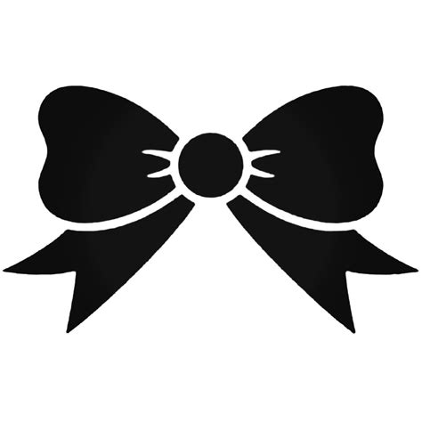 boat bow decals bow tie decal sticker