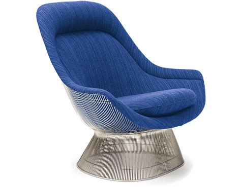Platner Chair by Platner Easy Chair Hivemodern