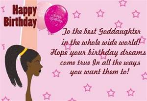 85 happy birthday to goddaughter from the heart