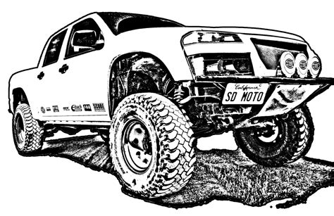 off road truck coloring page off road monster truck coloring pages off best free