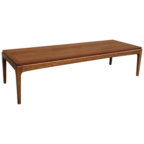 Modern Walnut Coffee Table Mid Century Modern Walnut Coffee Table By For Sale At 1stdibs