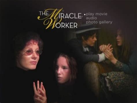 The Miracle Worker 1979 The Miracle Worker 1979 Dvd Talk Review Of The Dvd