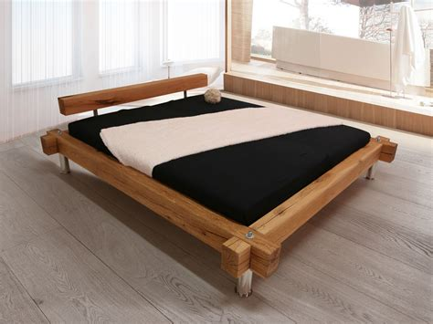 Massivholz Bett by Panda Doppelbett Massivholzbett Sumpfeiche Ge 246 Lt 140 X