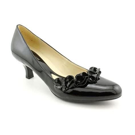 shop naturalizer s medina patent dress shoes wide size 7 5 free shipping on orders