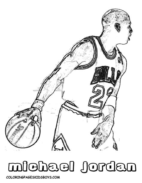 coloring pages nba basketball players free nba coloring pages az coloring pages