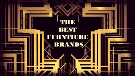 best brands best furniture brands an insider guide to buying