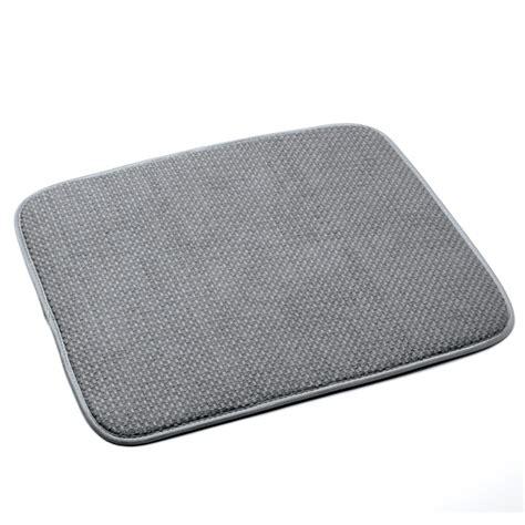 Mat Preparation by 359g Dish Drying Mat Grey