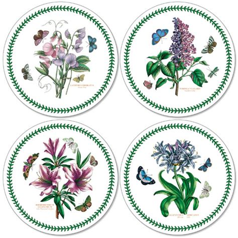 Portmeirion Botanic Garden Placemats Pimpernel Placemats And Coasters Tableking I Large Range