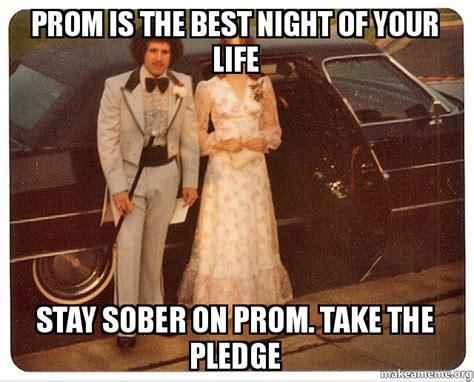 Prom Meme - prom night