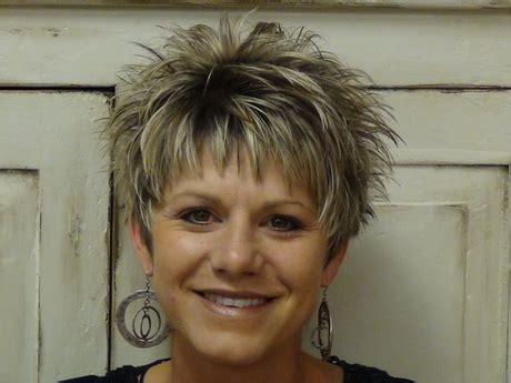 spiky haircuts for seniors short spikey hairstyles for older women