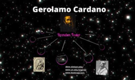 gerolamo cardano family gerolamo cardano by brenden foster on prezi