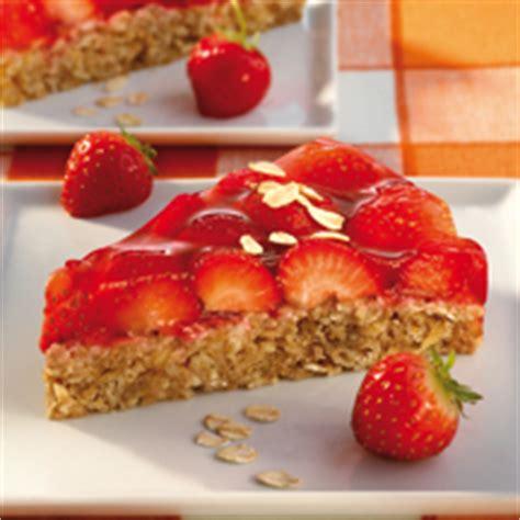 haferflocken kuchen haferflocken erdbeer kuchen