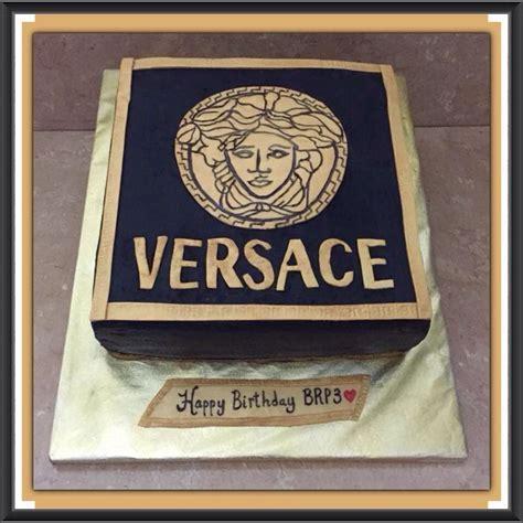 Versace Birthday Cake   My cakes!! B&B's Creative Cakery