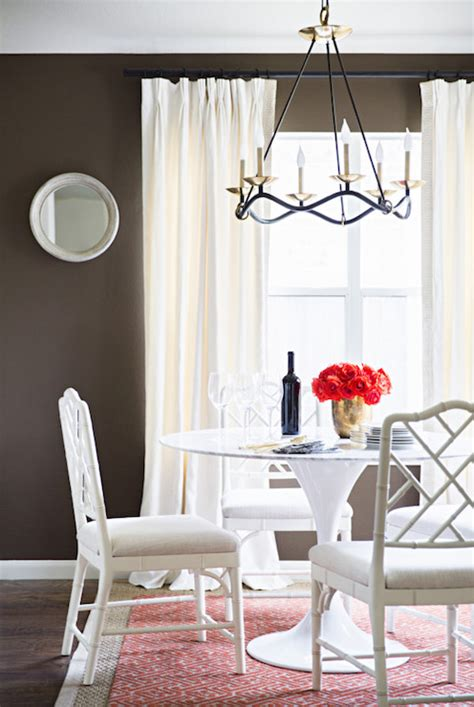 chocolate brown dining room paint color design lines ltd chocolate brown paint colors