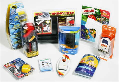 Tri Level Home Clamshell Packaging Thermoformed Packaging Contract