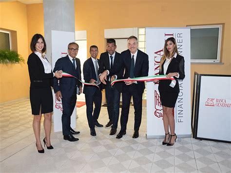 banche generali generali inaugura la nuova sede a senigallia