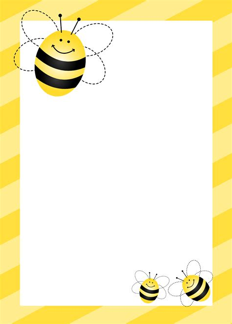 spelling bee invitation template spelling bee borders clipart best