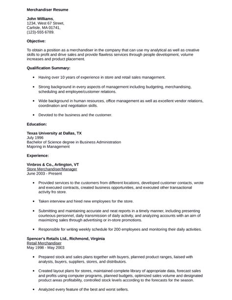 what is chronological order resume