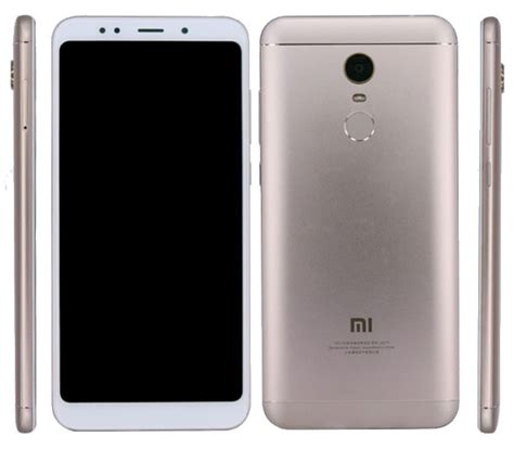 xiaomi redmi note 5 5 99 inch 4gb 64gb smartphone black xiaomi redmi note 5 with 5 99 inch fhd full screen
