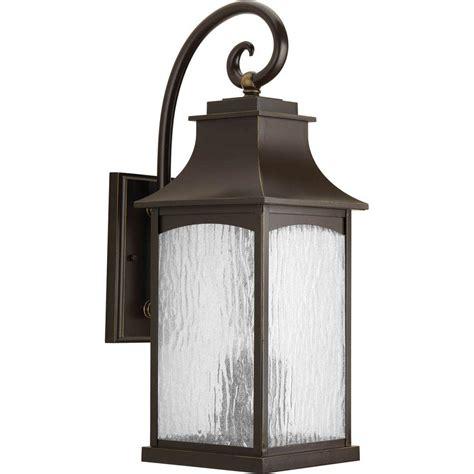 outdoor oil ls lanterns progress lighting maison collection 3 light oil rubbed