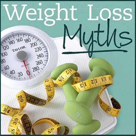 weight management myths myth busting my top 5 weight management myths food