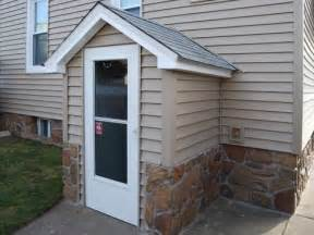 exterior basement door vinyl siding installation saddle brook nj