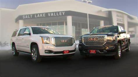 Buick Dealers Utah Salt Lake Valley Buick Gmc Car Dealership In Salt Lake