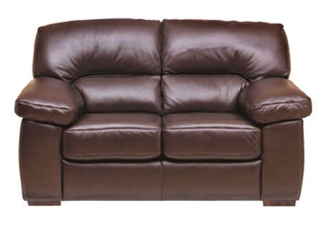 steinhoff uk upholstery steinhoff furniture lexington leather 2 seater sofa in