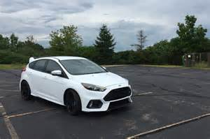 Ford Rs 2016 Ford Focus Rs The Ownership Experience Part 2