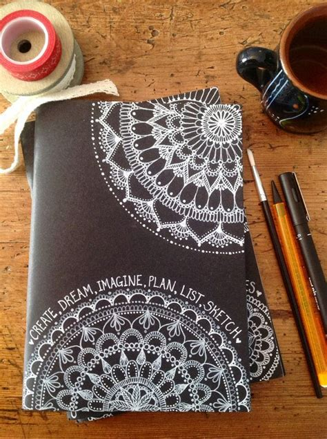 Handmade Book Cover Ideas - best 20 journal covers ideas on