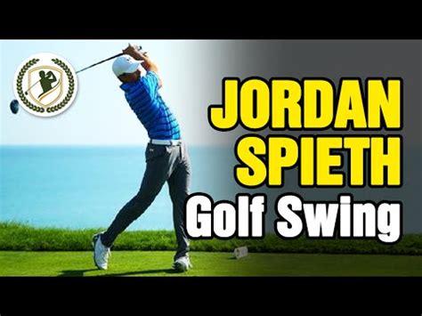 jordan spieth golf swing analysis jordan spieth swing slow motion golf swing analysis