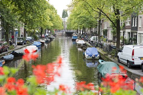 amsterdam canals  netherlands traveldiggcom