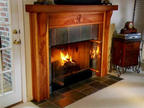 What Can You Burn In A Fireplace by Updating Your Fireplace Diy