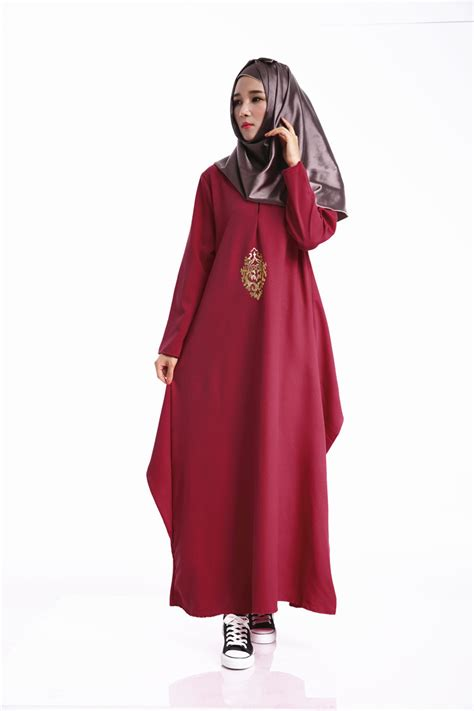 Dress Muslim Dress Maxi Dress Gamis kaftan muslim dress jilbab maxi dress dubai clothing islamic ebay