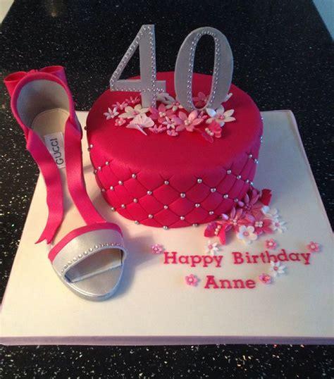 Ee  Th Ee    Ee  Birthday Ee   Cake With Fondant Shoe Parties Pinterest