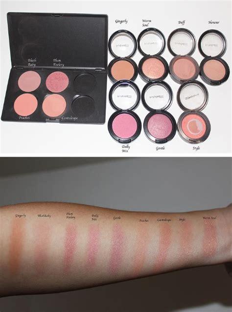 warm blush mac mineralize blush warm soul reviews photos