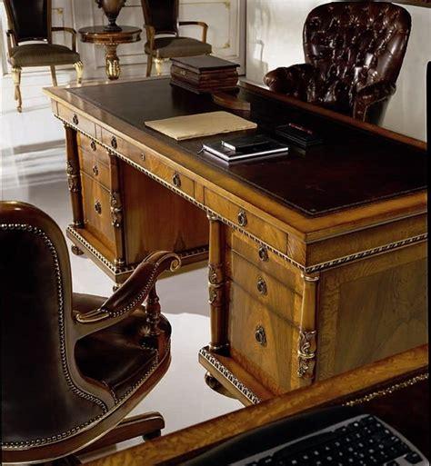 luxus schreibtische klassischer luxus furnierten schreibtisch mit 9
