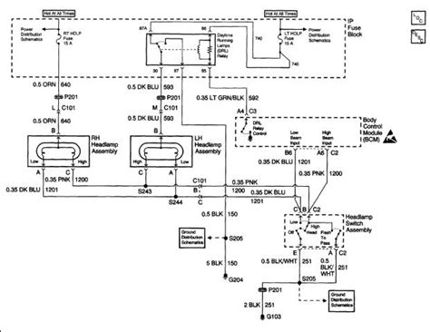 2000 chevy cavalier wiring diagram needed chevrolet