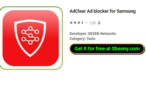 android ad blocker apk adclear ad blocker for samsung apk android free