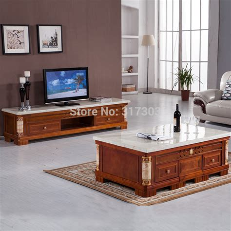 aliexpress buy marble coffee table living room