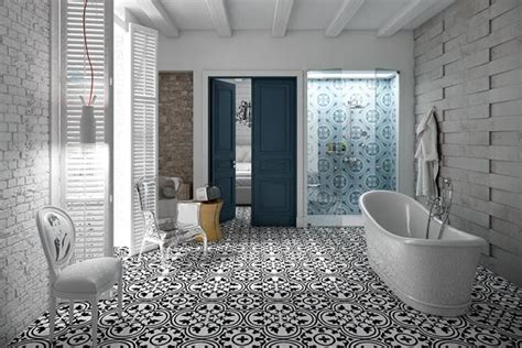 eclectic tile designs vintage style floor tiles for spectacular eclectic