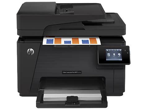Printer Hp Color Laserjet Pro M177fw hp color laserjet pro mfp m177fw hp 174 official store