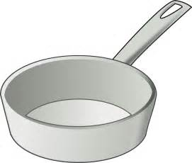 Pan Outline For L by Pix For Gt Clipart Pan Cliparts Co