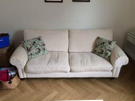 laura ashley settee sale laura ashley cream sofa for sale in greystones wicklow