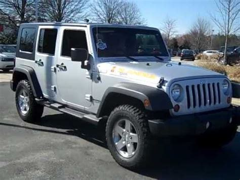 Jeep Lake Norman Used 2010 Jeep Wrangler Unlimited Islander 4x4 In