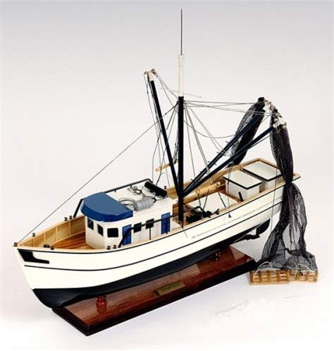 wooden model shrimp boat kits how to build a boat for kids
