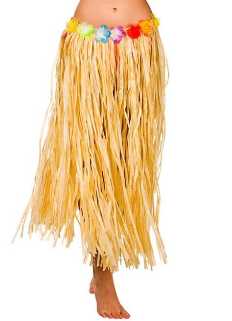 Skirt Naura hawaiian grass skirt plus size multi 9445 xl hawaiian